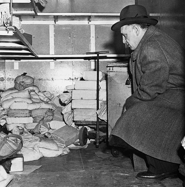 MA: 17th January 1950 - 70 Years Since The Great Brinks Robbery