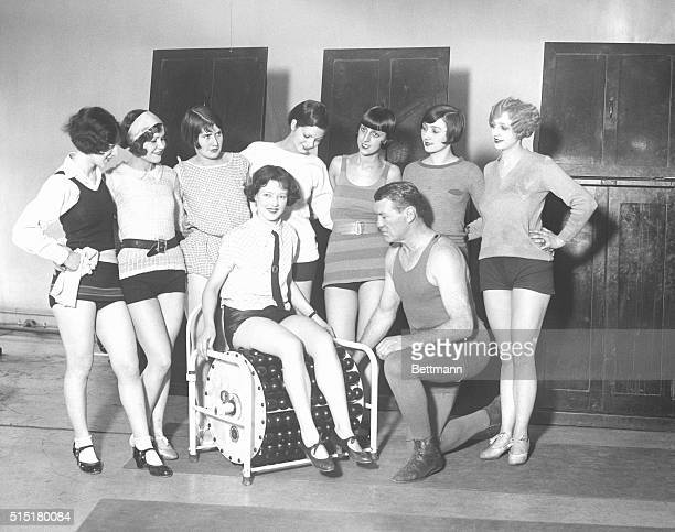 1/19/1928New York NY To encourage them in their efforts to retain their shapely figures a leading Broadway theatrical company has engaged...