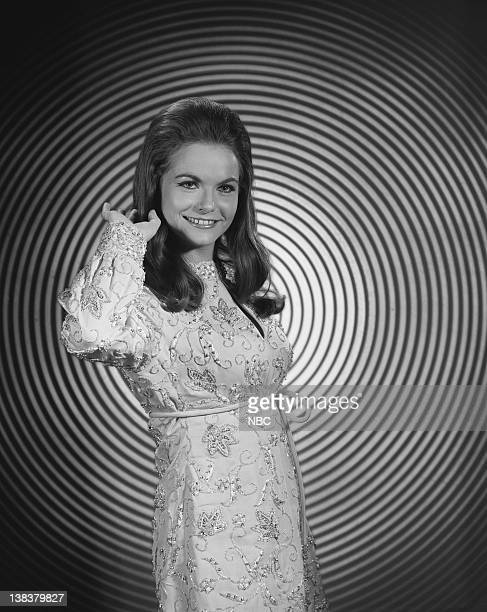 RECORD '11th Annual Grammy Awards' Pictured Grammy winner for 'Best Country Vocal Performance Female' Jeannie C Riley Photo by NBC/NBCU Photo Bank