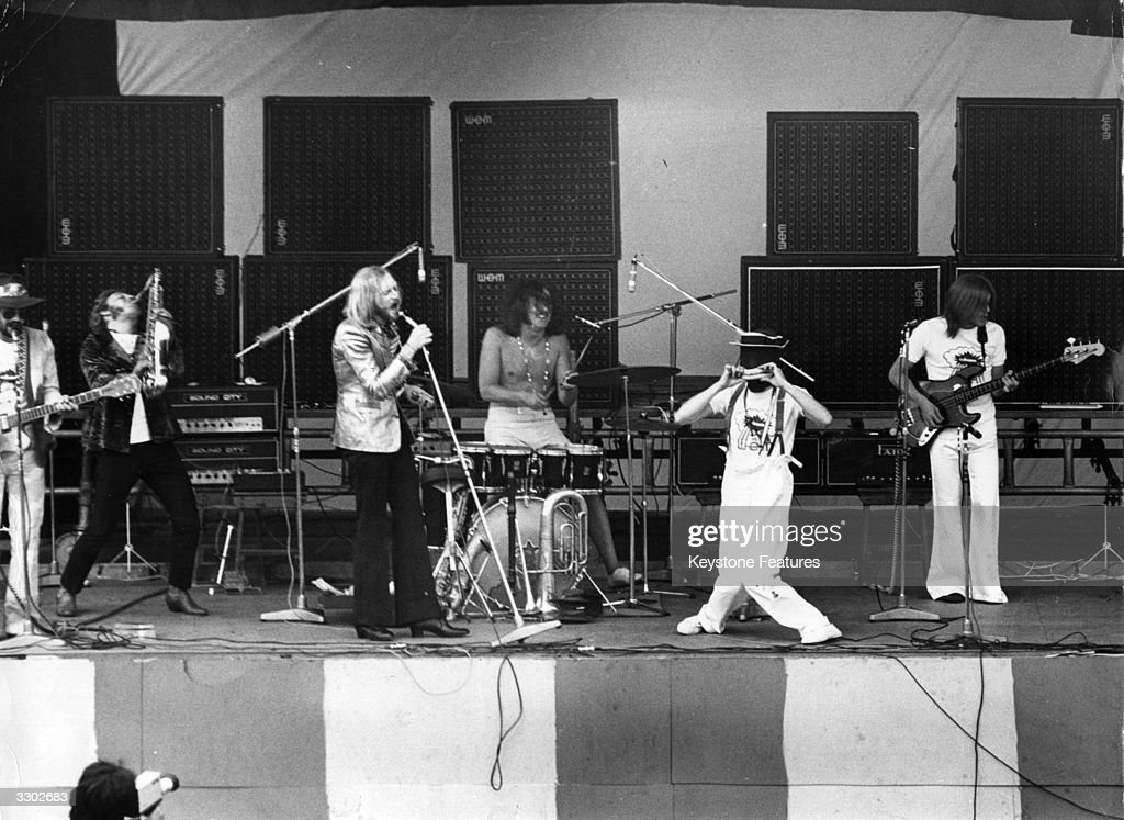 Bonzo Dog Band : News Photo