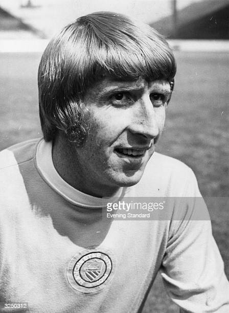 Wyn Davies of Blackpool and Manchester City FC