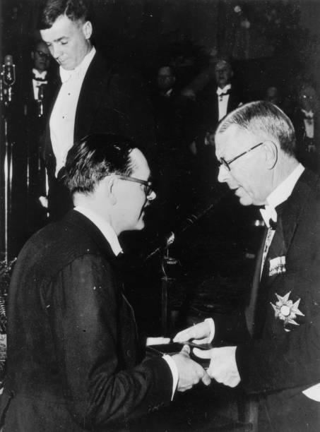 Nobel Prize Winners Pictures
