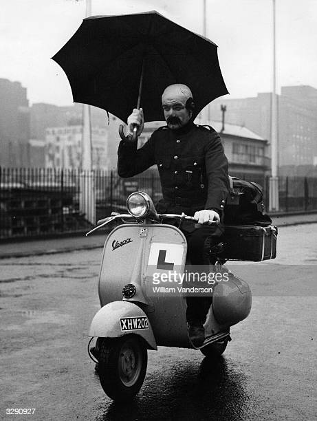Beppo had planned to bring his caravan and wagon to London when he appeared with Bertram Mills Circus at Olympia. Instead he decided to save petrol,...