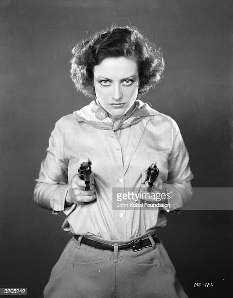 Joan Crawford plays the feisty Joan 'Montana' Prescott in 'Montana Moon' directed by Malcolm St Clair