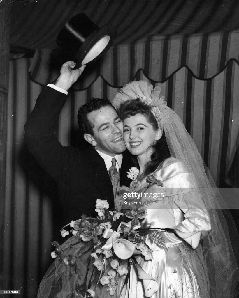 Wedding Couple : Fotografia de notícias