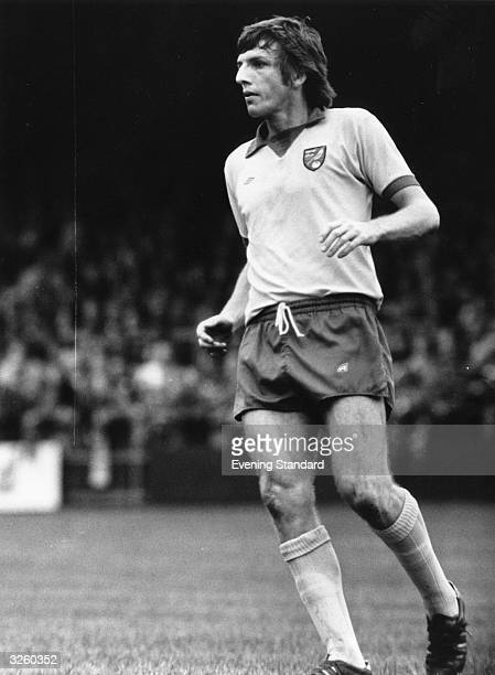 Martin Peters of Norwich City Football Club in action
