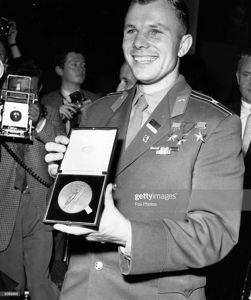 Gagarin In London : News Photo