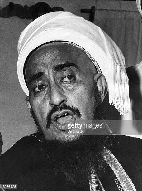 King Ahmed Bin Yahya Mohammed Habud Ud Din King and Imam of Yemen Original Publication Picture Post 8814 Warrior King Who Sends The Yemen To Battle...