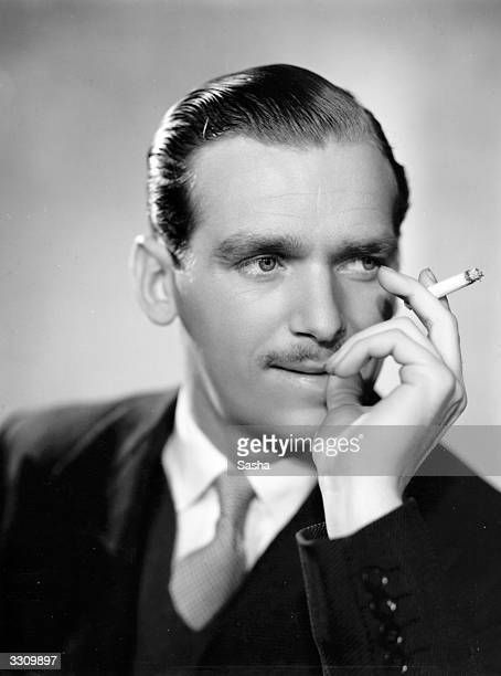 Douglas Fairbanks Jnr the American film actor and son of Douglas Fairbanks Snr. He also produced films, became interested in international affairs,...