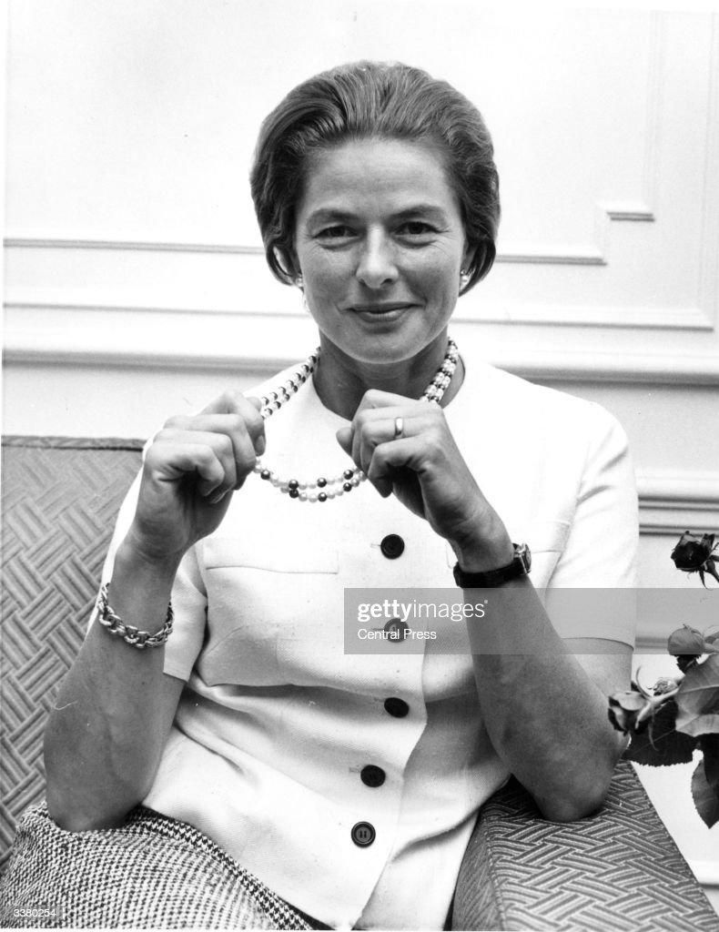 Ingrid Bergman : ニュース写真