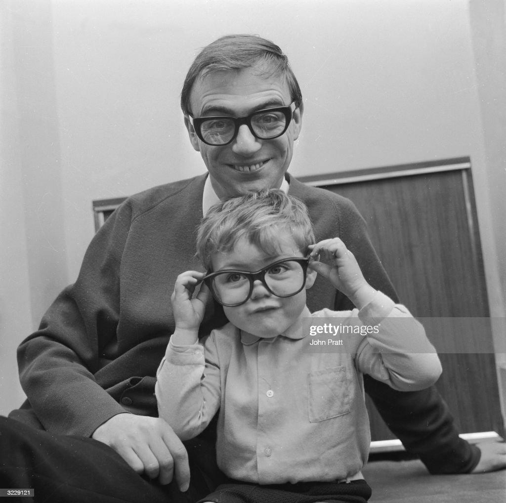 Hudd And Son : News Photo