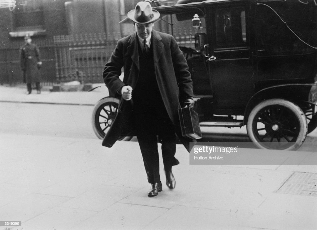 Collins In London : News Photo