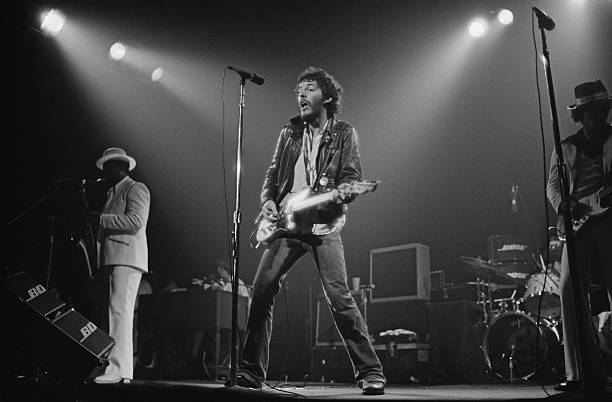 Springsteen Live In New Jersey