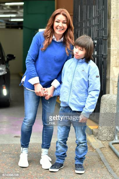 11yearold Billy Caldwell his mother Charlotte Caldwell sighting on April 28 2017 in London England Billy lives with a severe form of epilepsy...