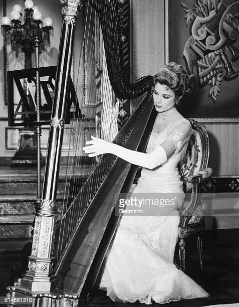 """Hollywood, CA: When film queen Grace Kelly assumes her real life role of """"her serene highness"""" Princess of Monaco, she might well enchant her Prince..."""