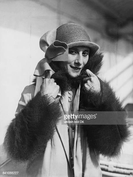 *12021881Ballettänzerin Tänzerin Russland kurz vor ihrem Tod 1931