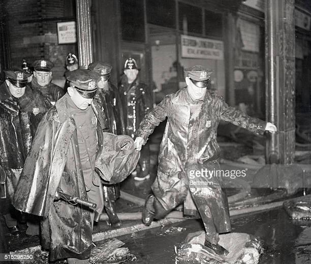 12/10/36The Bronx New York An eighteenyearold girl was burned to death and eight other persons injured in a blaze believed of incendiary origin which...