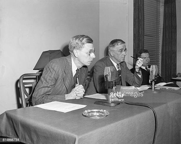 Washington DC Dr Vannevar Bush America's top World War II science mobilizer told a news conference that the timeis coming when it will take more then...