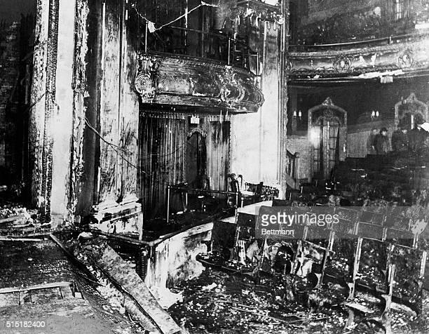 12/1903Chicago Illinois Iroquois Theatre Fire