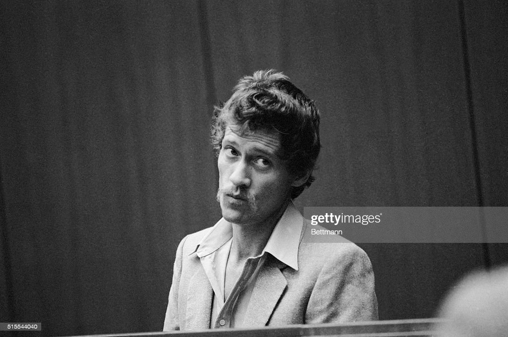 John Holmes in Court : News Photo