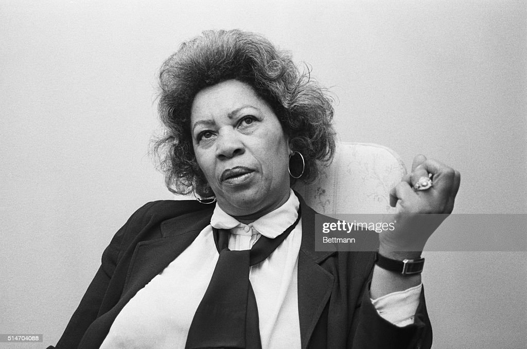 Novelist Toni Morrison discusses her venture into playwriting in Albany. Morrison has earned a reputation as one of America's best fiction writers with her four novels.