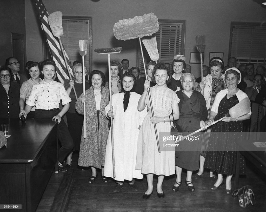 Garfield New Jersey Aroused Women Members Of The Local Parent News Photo Getty Images