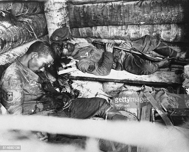 12/4/43Tarawa Gilbert Islands These Japanese members of the Royal Marines believed that they would be dishonored by surrender to American Marines so...