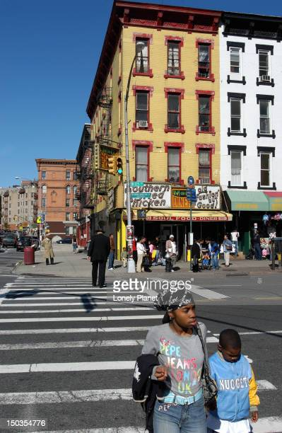 125th Street in Harlem.