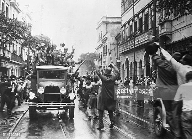 12/8/1930Rio de Janeiro BrazilRevolutions were rife in South America during 1930 and one of the most stirring was the overturn of the Brazilian...