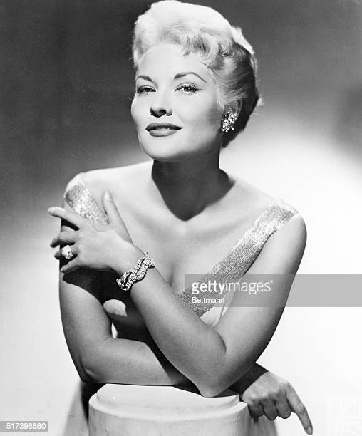 1/28/1958New York NY Patti Page singing star whose records have sold more than 35 million copies and star of the TV show The Big Record worries about...