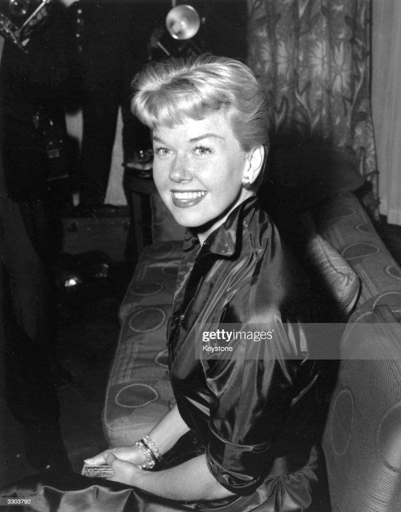 Doris Day : Nachrichtenfoto