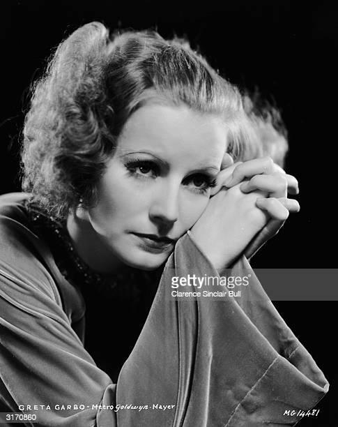 Swedish born actress Greta Garbo as Yvonne in the film 'Inspiration', directed by Clarence Brown.