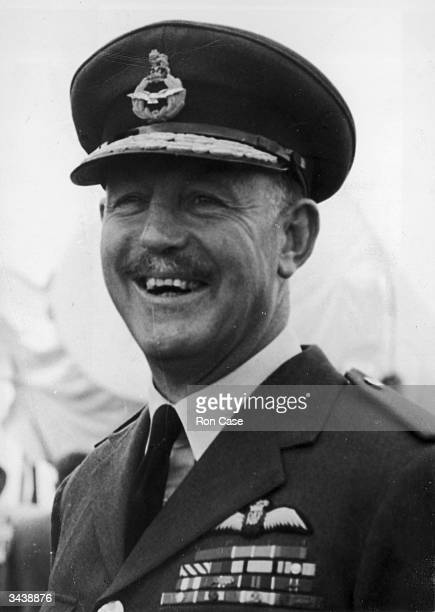 Air Marshal Sir Kenneth 'Bing' Cross the 47 yearold new Chief of Bomber Command Cross succeeded Air Chief Marshall Sir Harry Broadhurst in the post