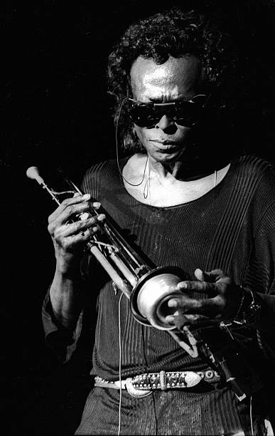Miles Davis Live At North Sea Jazz Festival