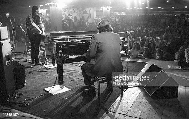 12th JULY: singer and piano player Dr. John performs live on stage at the North Sea Jazz festival in the Congresgebouw, The Hague, Netherlands on...
