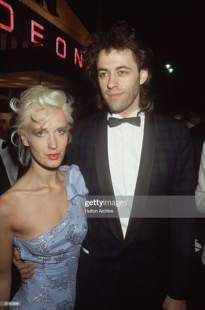 Geldof And Yates : News Photo