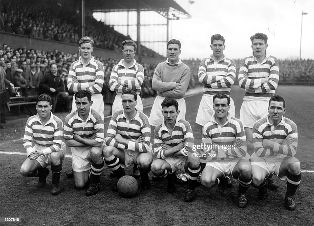 Celtic 1955 : News Photo