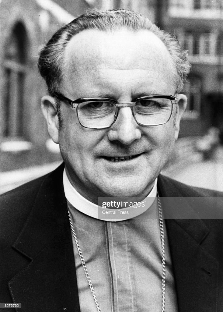 Bishop Elect : Nachrichtenfoto