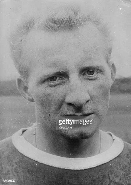 Jimmy Johnstone of the Celtic side that beat Inter Milan by two goals to one in the European Cup final in Lisbon