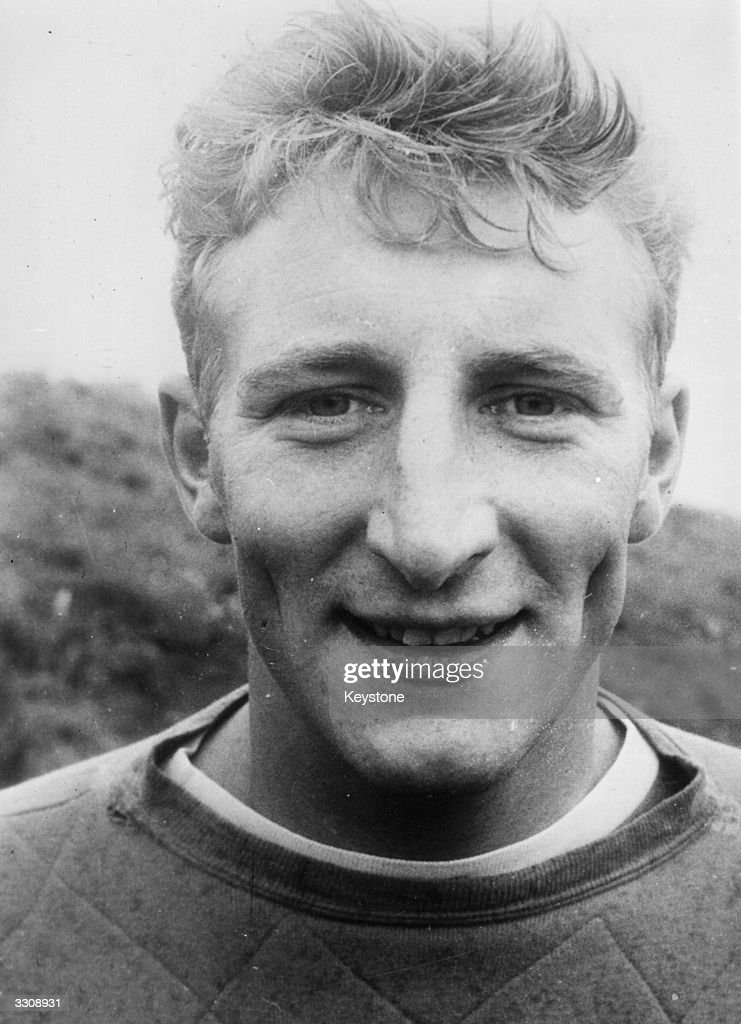 Tommy Gemmell of the Celtic side that beat Inter Milan by two goals to one in the European Cup final in Lisbon.
