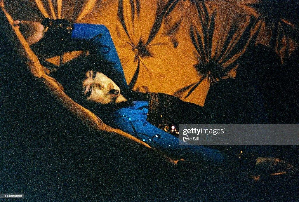 Kate Bush Live At Hammersmith Odeon : News Photo