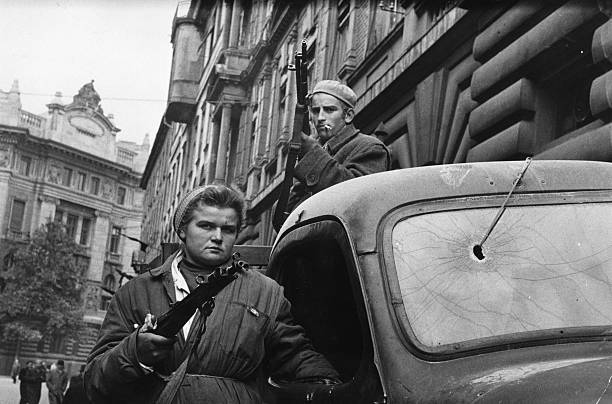 1956 hungarian uprising photos and images getty images for 4 documents of freedom 1956