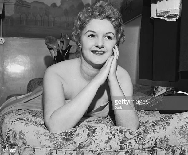 English actress Joan Sims .