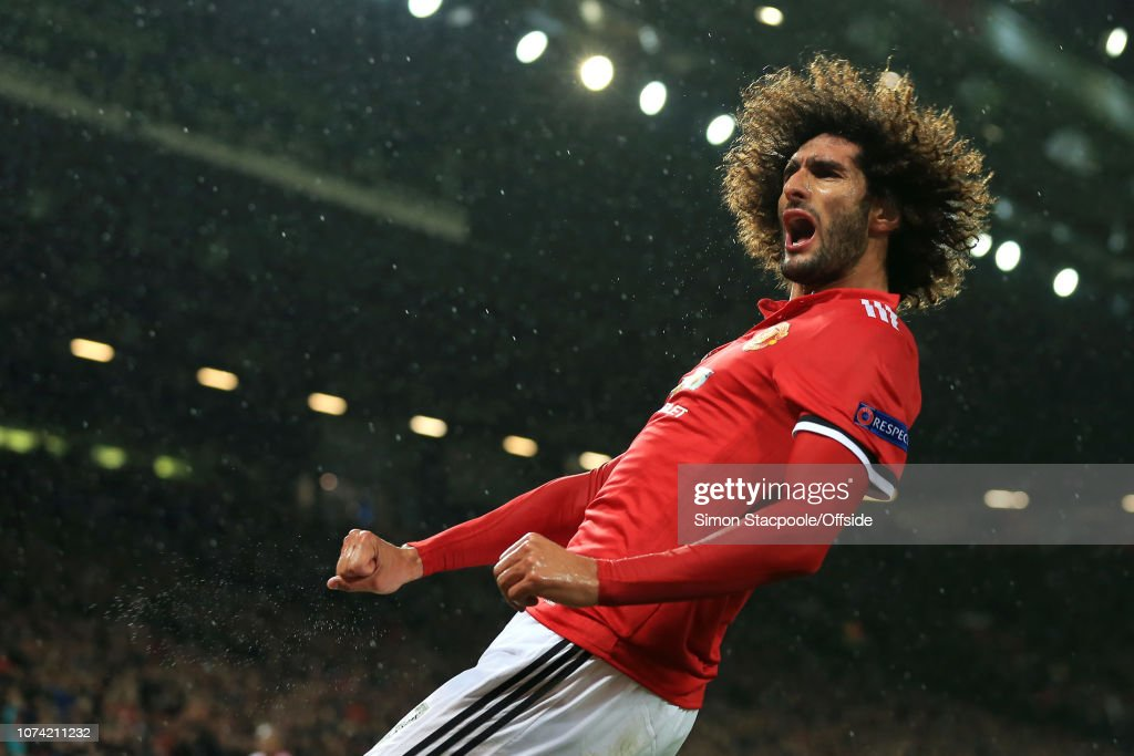 Football - UEFA Champions League - Group A - Manchester United v FC Basel : News Photo
