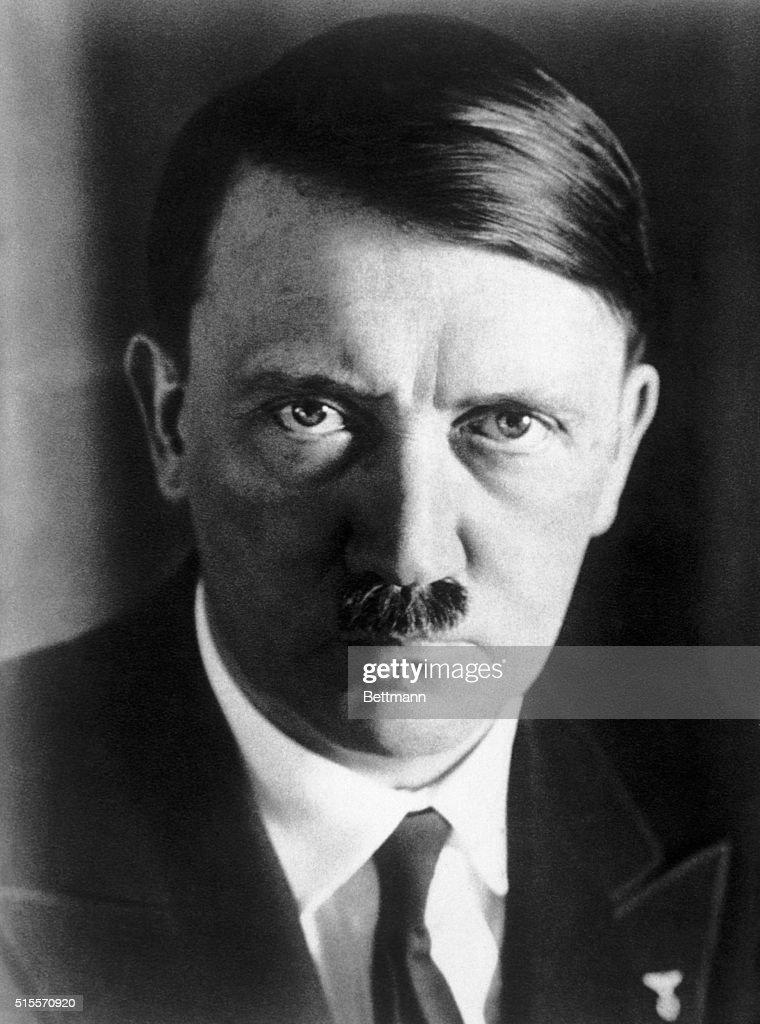 Adolf Hitler : Nyhetsfoto