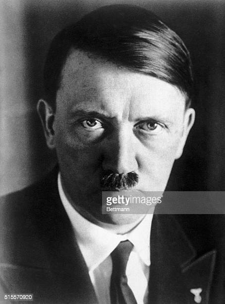 1/30/1933Munich Germany This portrait study of Adolf Hitler is said to be the most recent to be made of the man who rose from a humble house painter...