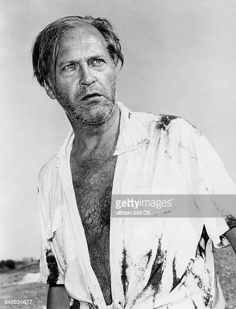 """Schauspieler, Din dem Film """"Auge um Auge""""Regie: Andre CayatteFrankreich/Italien,1957"""