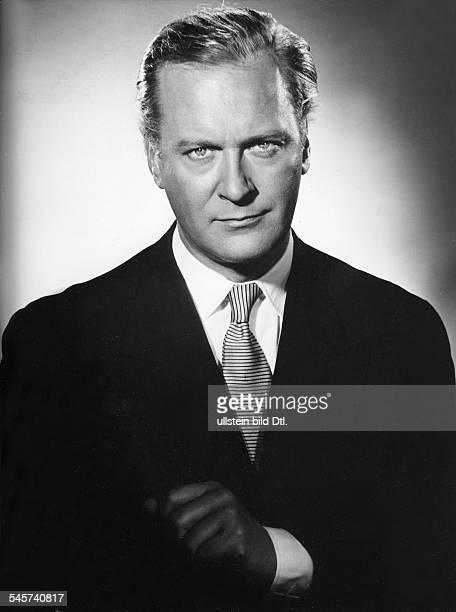 *Schauspieler DRollenporträt in dem Film Musik bei NachtRegie Kurt HoffmannDeutschland 1953