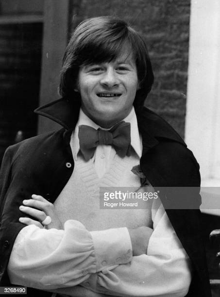 The World Professional Snooker Champion Alex Higgins