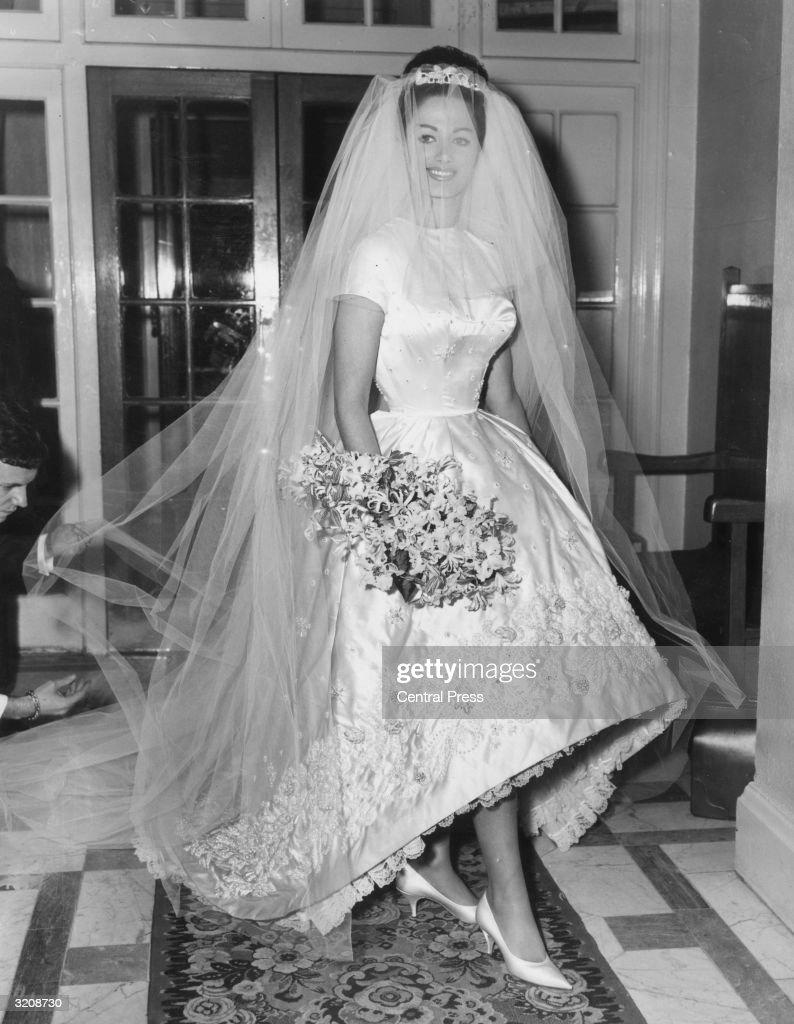 Jackie's Wedding : News Photo
